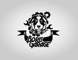 nº 18 pour Logo for BorisGarage par MEDVEDYk
