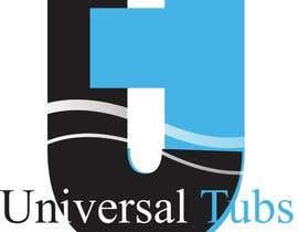 #137 for Design a Logo for Universal Tubs by garrahaanugraha