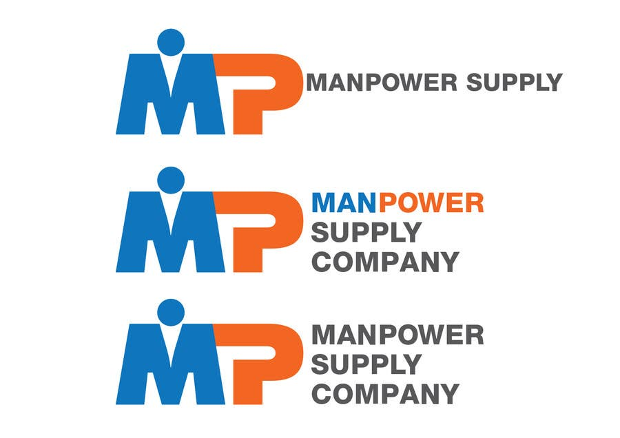 Entry #43 by davidliyung for Design a Logo for manpower supply