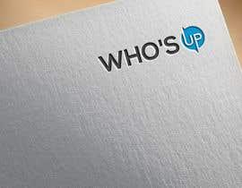 #3 untuk Who's Up: Design a Logo oleh visualtech882