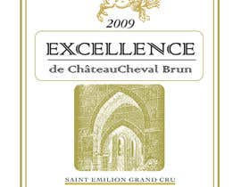#3 untuk Print & Packaging Design for Excellence Bordeaux Wine oleh scyan