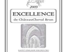 #2 untuk Print & Packaging Design for Excellence Bordeaux Wine oleh scyan