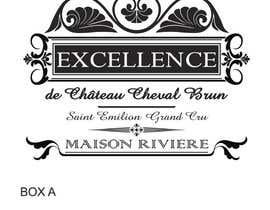 #23 for Print & Packaging Design for Excellence Bordeaux Wine af scyan