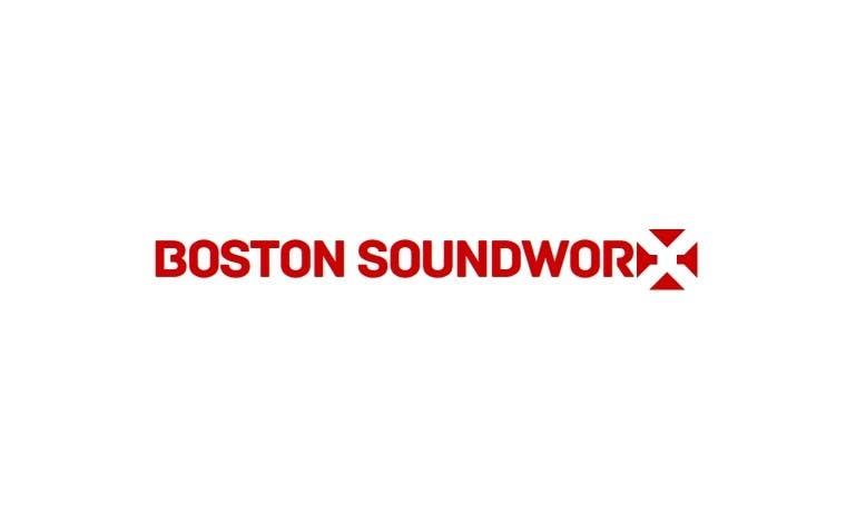 Конкурсная заявка №165 для Amazing Logo Design Needed for Boston Soundworx
