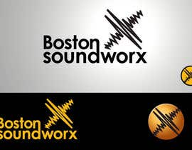 #155 para Amazing Logo Design Needed for Boston Soundworx por benpics