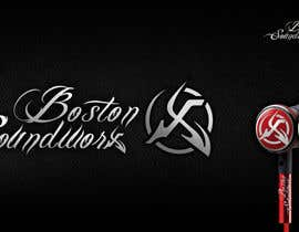 #109 para Amazing Logo Design Needed for Boston Soundworx por janilottering