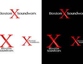 nº 44 pour Amazing Logo Design Needed for Boston Soundworx par alvincheung