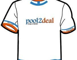 #12 per T-shirt Design for pool2deal.com da AshikAssis