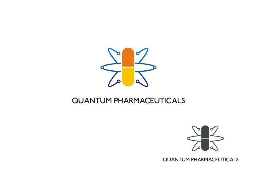 Penyertaan Peraduan #174 untuk Logo Design for Quantum Pharmaceuticals