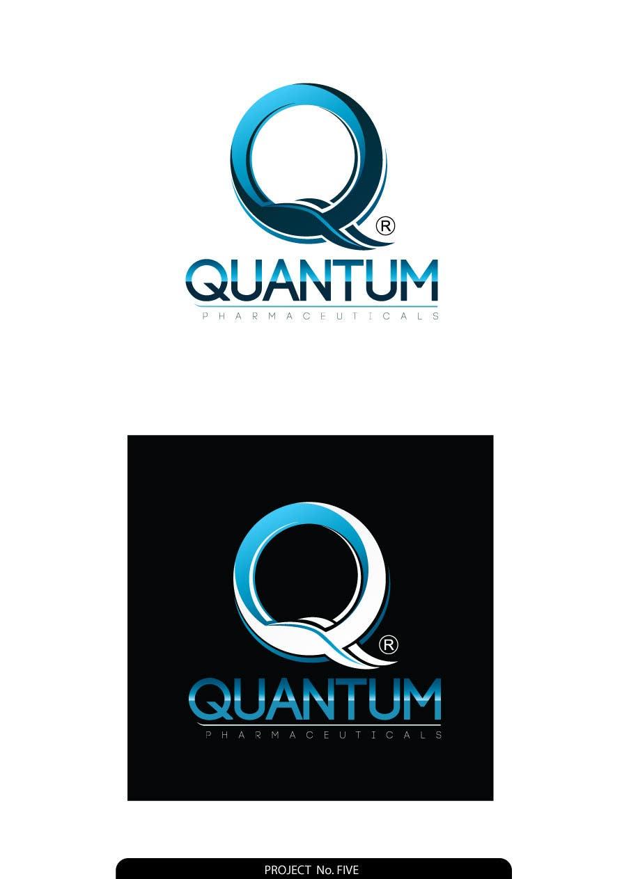 Penyertaan Peraduan #192 untuk Logo Design for Quantum Pharmaceuticals