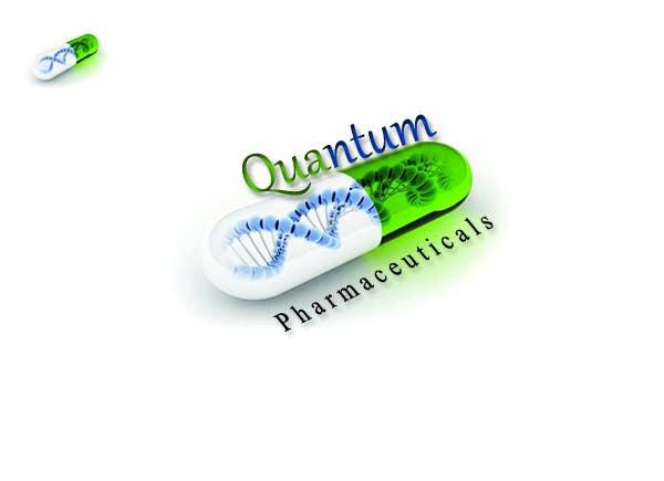 Penyertaan Peraduan #109 untuk Logo Design for Quantum Pharmaceuticals