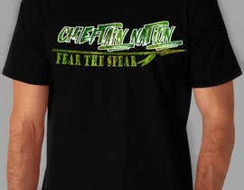 NaifChowdhury tarafından Booster Club T-Shirt Designs için no 112