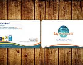 Nro 61 kilpailuun Design some Business Cards for an Accountant käyttäjältä aminur33