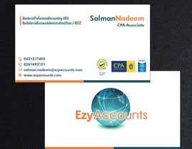 Nro 30 kilpailuun Design some Business Cards for an Accountant käyttäjältä pkrishna7676
