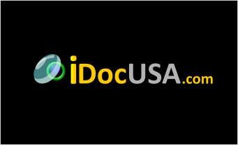Konkurrenceindlæg #                                        13                                      for                                         Logo Design for iDocUSA.com