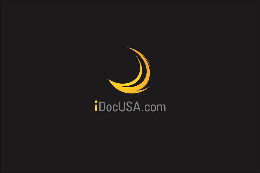 Penyertaan Peraduan #53 untuk Logo Design for iDocUSA.com
