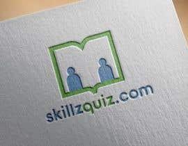 nº 109 pour Logo Design For SkillzQuiz par NemanjaStupar
