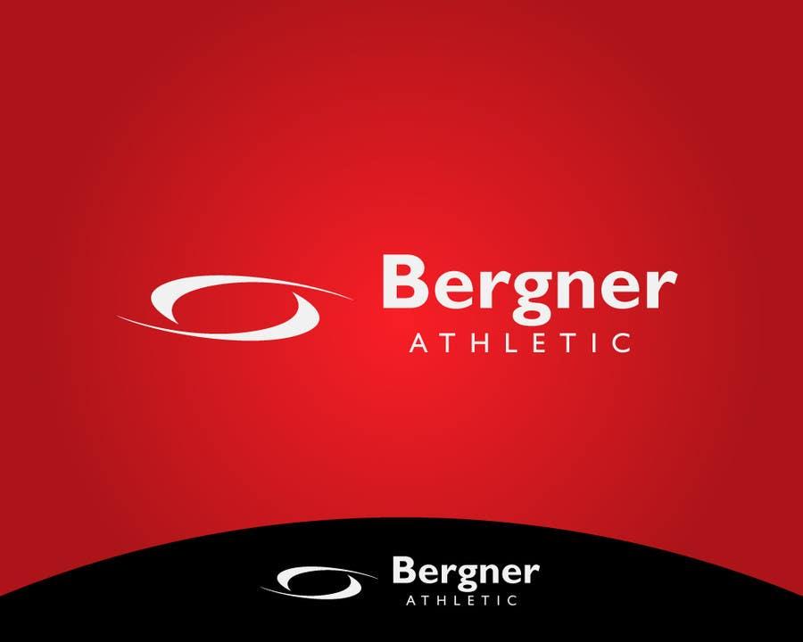 """Konkurrenceindlæg #                                        52                                      for                                         Logo Design for """"Bergner Athletic"""""""
