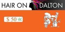 Graphic Design Zgłoszenie na Konkurs #13 do konkursu o nazwie Stationery Design for HAIR ON DALTON