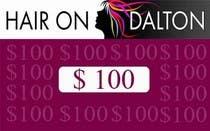 Graphic Design Zgłoszenie na Konkurs #9 do konkursu o nazwie Stationery Design for HAIR ON DALTON