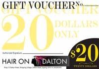 Proposta di Graphic Design in concorso #87 per Stationery Design for HAIR ON DALTON