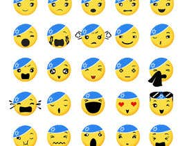 #6 para 5 Emoji icon designs por iyaanne11