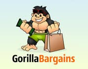 Logo Design Contest Entry #26 for Logo Design for Gorilla Bargains