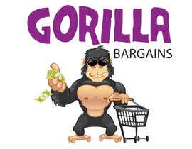 #43 cho Logo Design for Gorilla Bargains bởi agungmalang
