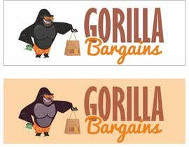 #35 cho Logo Design for Gorilla Bargains bởi vincgraph