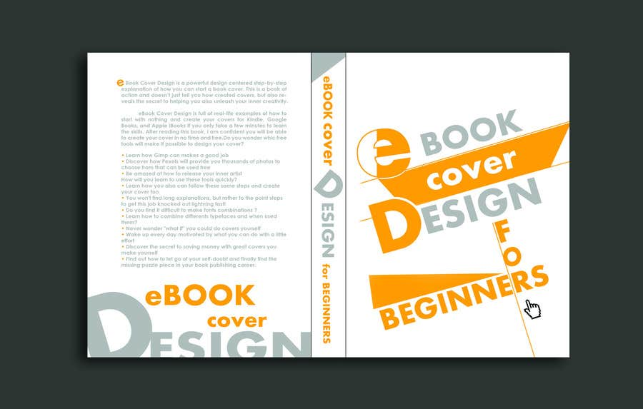 Entry #20 by rjht8811111 for Design an eBook cover | Freelancer