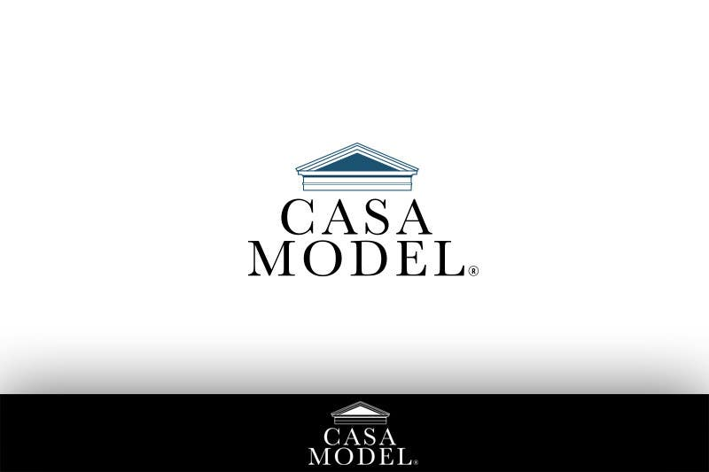 Konkurrenceindlæg #226 for Logo Design for Casa Model Luxury Home rental/Hotel