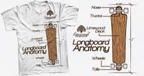 Graphic Design Konkurrenceindlæg #77 for T-shirt Design for customer