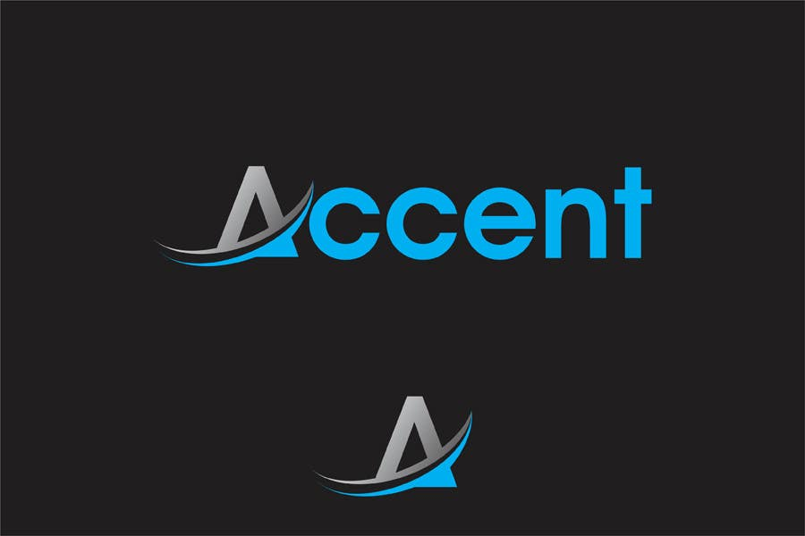 Penyertaan Peraduan #112 untuk Logo Design for Accent, Ltd