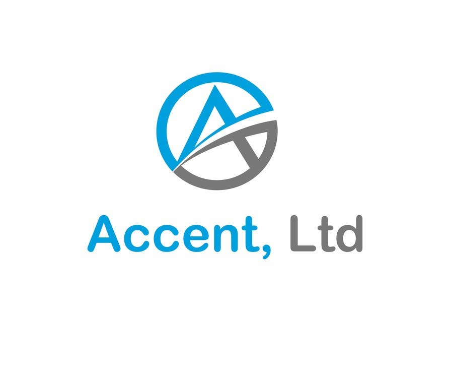 Penyertaan Peraduan #114 untuk Logo Design for Accent, Ltd