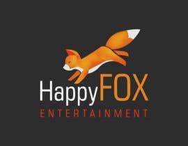 #220 untuk Happy Fox Logo oleh Amszila