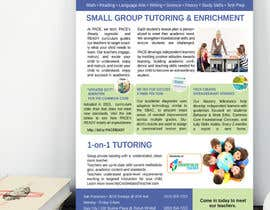 #22 for Design a Tutoring Center Poster in Chinese by Lustresystem