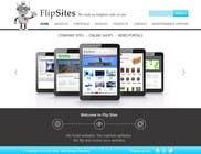 Graphic Design Inscrição do Concurso Nº8 para Design Website for Web design company in PSD
