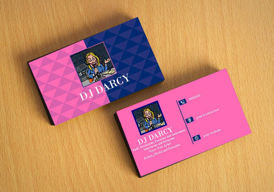 contest entry 27 for design my business card - Design My Business Card