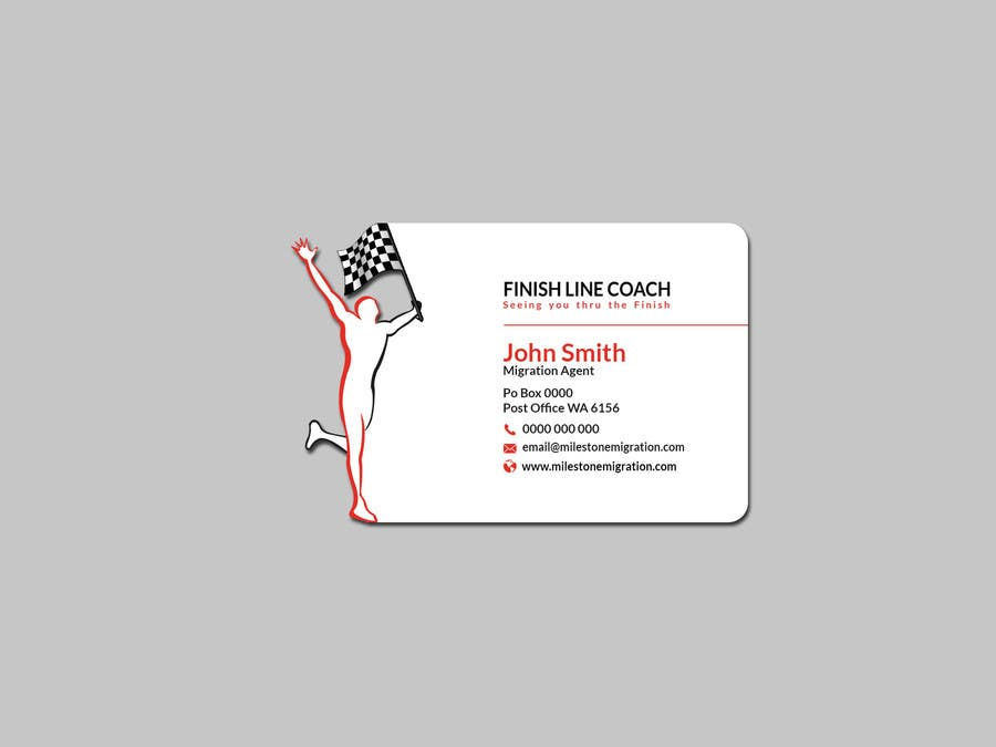 #150 for Design an innovative die cut business card! by papri802030