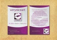 Graphic Design Konkurrenceindlæg #104 for Flyer Design for Very Nice Art Pte Ltd (veryniceart.com)