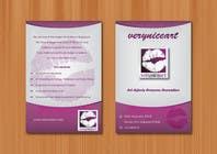 Graphic Design Konkurrenceindlæg #67 for Flyer Design for Very Nice Art Pte Ltd (veryniceart.com)