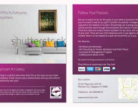 nº 79 pour Flyer Design for Very Nice Art Pte Ltd (veryniceart.com) par Pushstudios