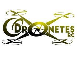#21 para Diseñar un logotipo tienda drones fpv de JAlejandro91