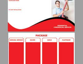 #2 para Design a Brochure de maidang34