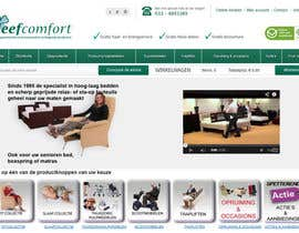 #26 cho Looking for a redesign of the header of leefcomfort.nl bởi blackgraphics