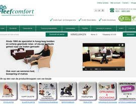 #27 cho Looking for a redesign of the header of leefcomfort.nl bởi blackgraphics
