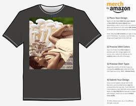 nº 7 pour I need a psychedelic T-Shirt design par probirkumar321