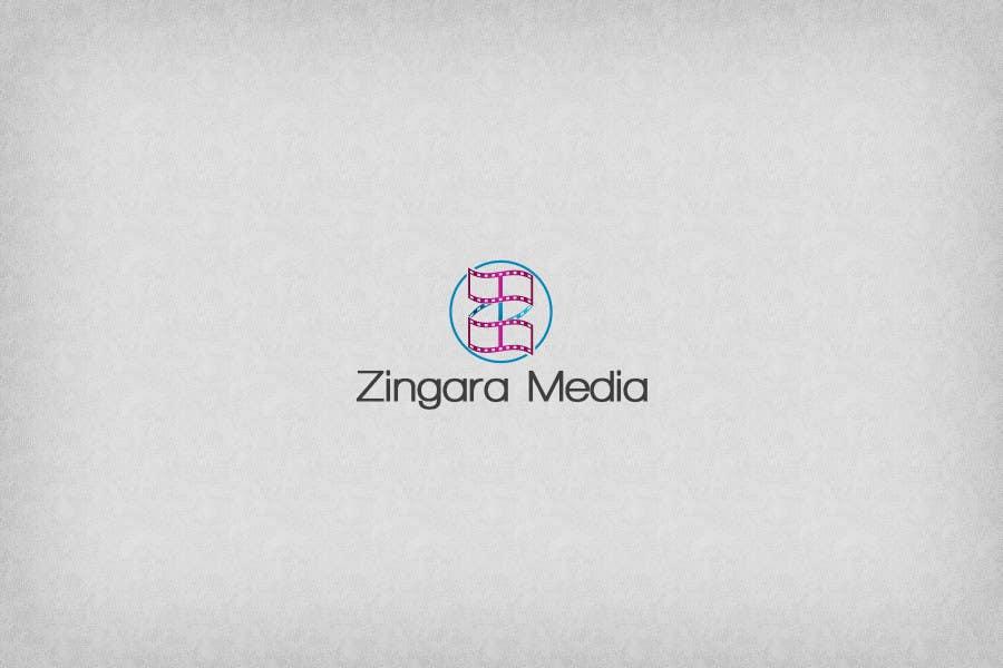 #193 for Logo Design for Zingara Media by dasilva1
