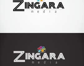 #184 for Logo Design for Zingara Media by anicolada