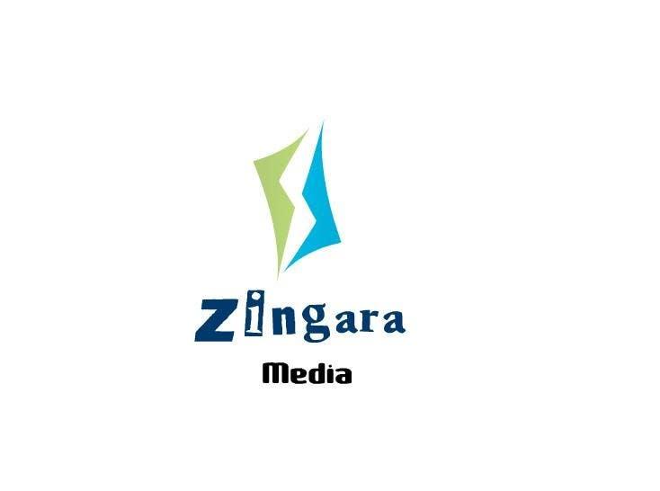 #197 for Logo Design for Zingara Media by Horus321